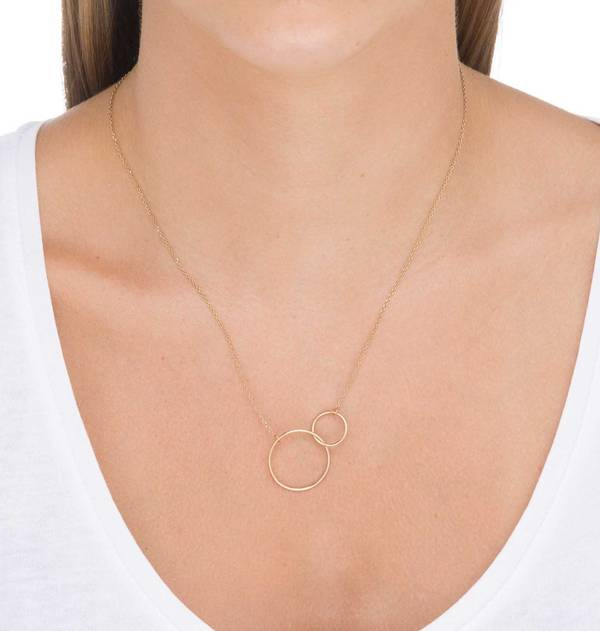Jodie Gold Necklace