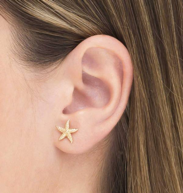 Winona Gold Earrings